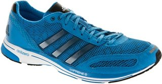 Adidas adiZero Adios 2 Solar Blue/Running White/Tribe Blue