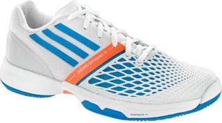 Adidas adizero CC Tempaia III White/Solar Blue/Orange