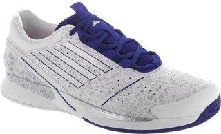 Adidas adizero Feather II White/Metallic Silver/Hero Ink