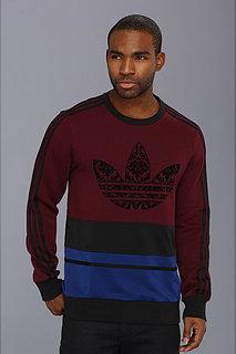 Adidas Art Fleece Crew Sweatshirt - Filigree