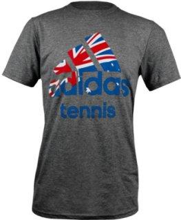 Adidas Australian Open Logo Tee