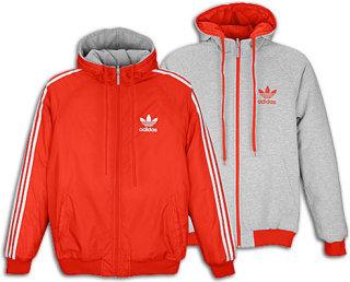 Adidas Balance Reversible Jacket