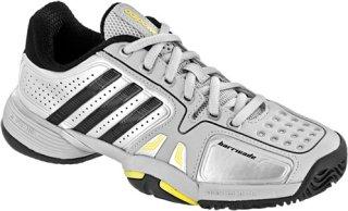 Adidas Barricade 7 Junior Silver/Black/Yellow