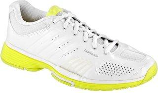 Adidas Barricade 7 White/Yellow