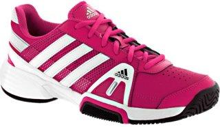 Adidas Barricade Team 3 Junior Blast Pink/White/Metallic Silver