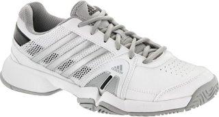 Adidas Barricade Team 3 White/Metallic Silver/Black