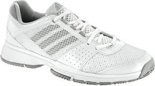 Adidas Barricade Team 3 White/Metallic Silver/Ice Gray