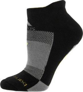 Adidas Barricade Tennis No Show Tab Socks