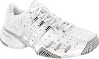 Adidas Barricade V Classic White/Onix/Silver