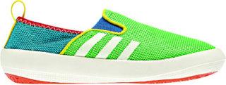 Adidas Boat Slip-On Sandals Green Zest Green Zest