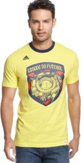 Adidas Brazil City Soccer Graphic T-Shirt