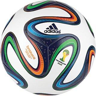 Adidas Brazuca Top World Cup Glider Soccer Ball
