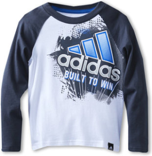 Adidas Built To Win L/S Tee