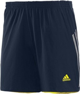 "Adidas Climacool 7"" Performance Running Shorts"