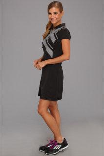 Adidas Climacool Argyle Printed Dress
