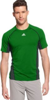 Adidas ClimaCool Fitted Short Sleeve Training T-Shirt