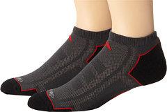 Adidas Climacool II 2-Pack No-Show Socks