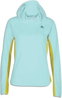 Adidas Climacool Transitional Running Hoodie