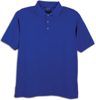 Adidas Climalite 3-Stripe Textured Solid Polo