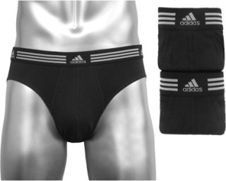 Adidas ClimaLite Brief (2 Pack)