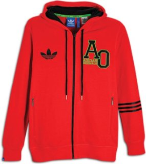 Adidas French Terry Full Zip Hoodie