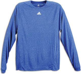 Adidas Climalite Long Sleeve Logo T-Shirt