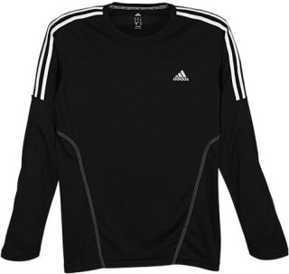 Adidas Climalite Long Sleeve T-Shirt