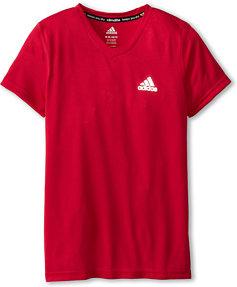 Adidas Climalite S/S V-Neck