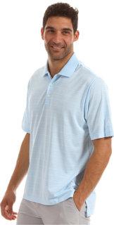 Adidas ClimaLite Stripe Polo