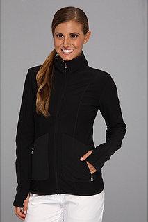 Adidas CLIMALITE Textured Knit Jacket