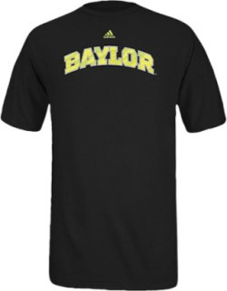 Adidas College Impact Camo Wordmark T-Shirt