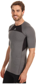 Adidas Techfit Compression S/S Top
