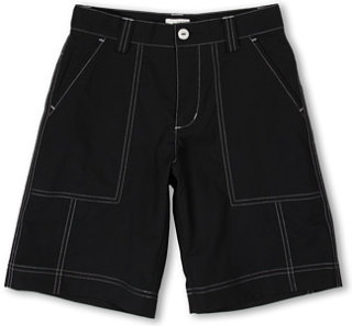 Adidas Fashion Performance Contrast Stitched Short