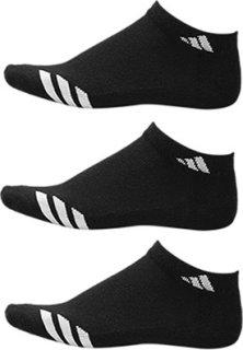 Adidas Cushioned 3-Stripes 1/2 Crew Sock