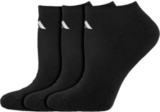 Adidas Cushioned No Show Socks 3 Pack