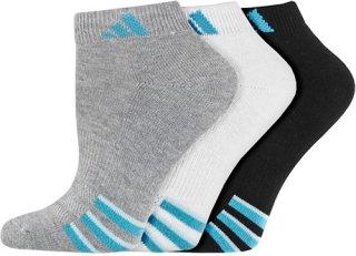 Adidas Cushioned Low Cut Socks 3 Pack