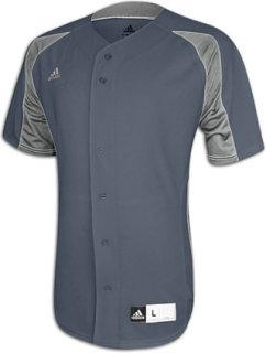 Adidas Diamond King Full Button Jersey