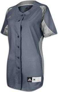 Adidas Diamond Queen Full Button Jersey