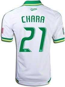 Adidas Diego Chara Portland Timbers Authentic Third Jersey