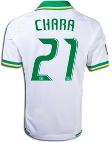 Adidas Diego Chara Portland Timbers Third Jersey