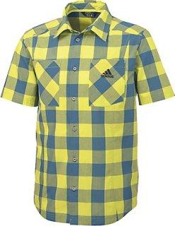 Adidas EDO Check Shirt