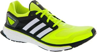 Adidas Energy Boost Electricity/Running White/Blue Beauty