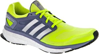 Adidas Energy Boost Electricity/Metallic Silver/Black