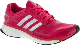 Adidas Energy Boost 2 Vivid Berry/Pearl Metallic/Glow