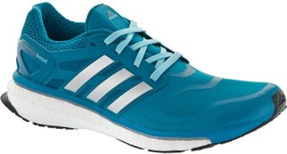 Adidas Energy Boost Vivid Teal/Neo Iron Metallic/Blue Zest