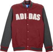 Adidas Fleece Varsity Jacket