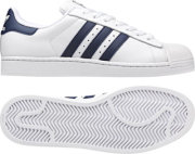 Adidas Superstar 2.0 White Navy