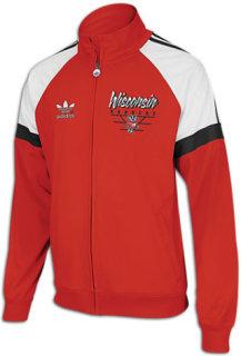 Adidas College Trefoil Track Jacket