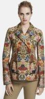 Alexander McQueen Patchwork Floral Print Blazer 2 US / 38 IT