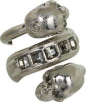 Alexander McQueen Twin Ring